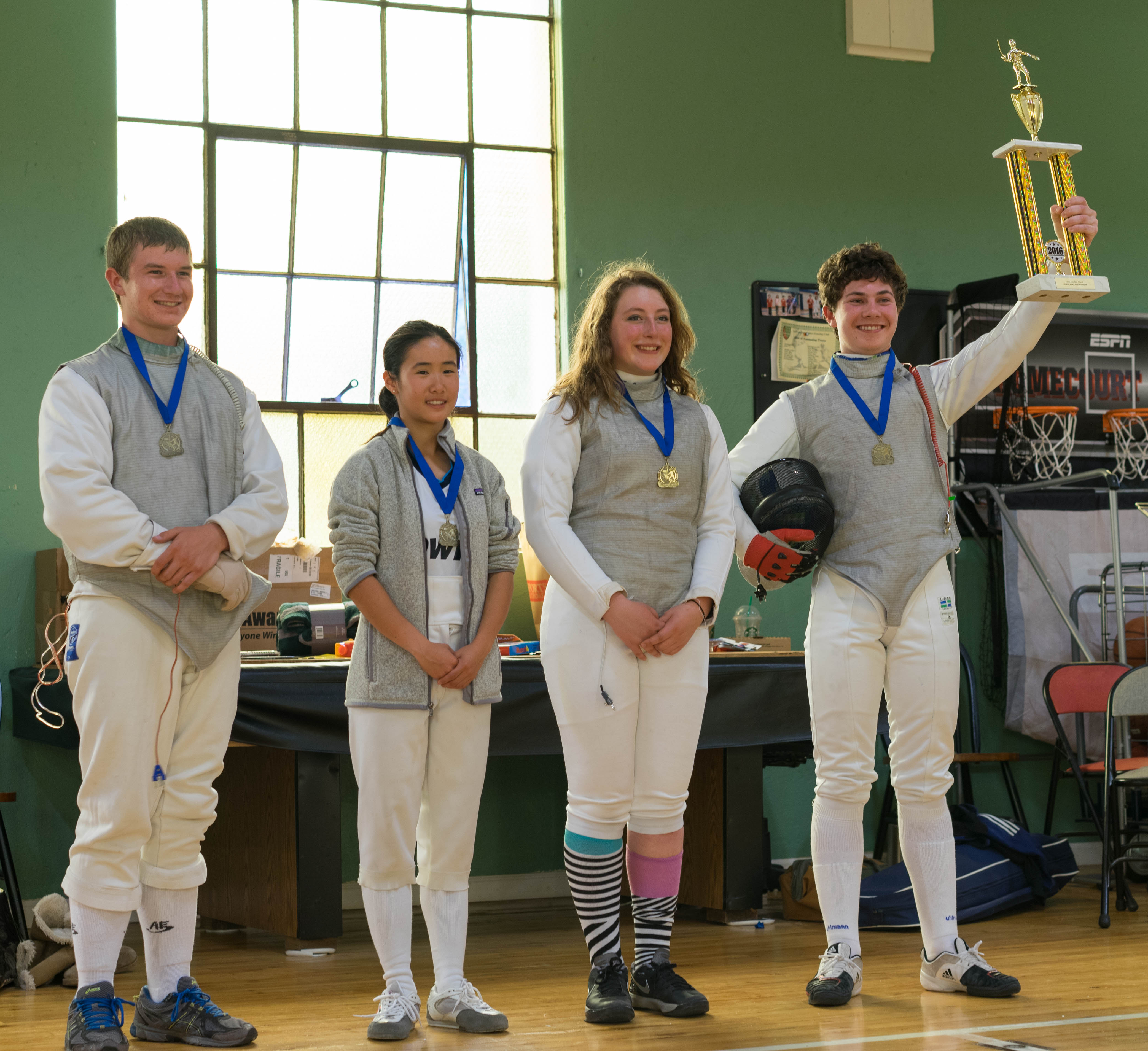 Dunn Fencing Team